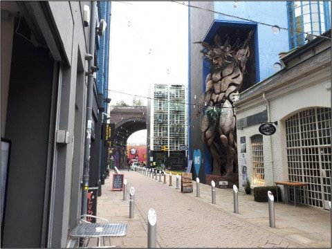 Gibb Street and Heath Mill Lane, Birmingham